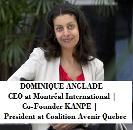DOMINIQUE ANGLADE, CEO