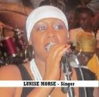 LUNISE MORSE, Singer