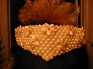 Wedding Veil - Crown