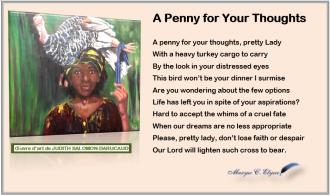 A penny for your thoughts