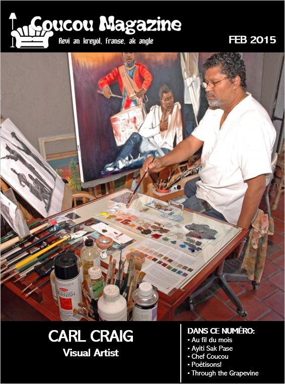 ~2015-02_CARL CRAIG, Artist