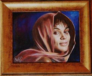 Portrait of Beatrice Vieux