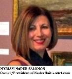 COR-BUS Owner Nader Salomon, Myriam