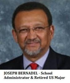 EDU-ADM Bernadel, Joseph