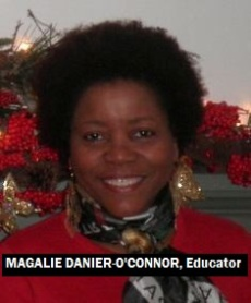 EDU-Educator Danier-O'Connor, Magalie