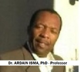 EDU-Professor ISMA, ARDAIN, PhD