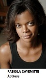 ENT-Actress CAYEMITTE, FABIOLA