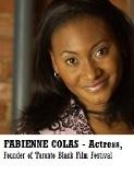 ENT-Actress COLAS, FABIENNE