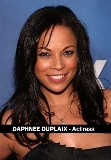 ENT-Actress DUPLAIX, DAPHNEE