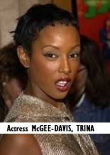 ENT-Actress McGEE-DAVIS, TRINA