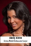 ENT-Beauty Queen BERTIN, SARODJ