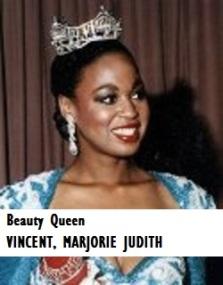 ENT-Beauty Queen VINCENT, MARJORIE JUDITH