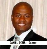ENT-Dance Choreographer Désir, Daniel