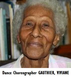 ENT-Dance Choreographer GAUTHIER, VIVIANE