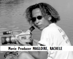 ENT-Movie Producer MAGLOIRE, RACHELE
