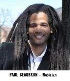 ENT-Musician BEAUBRUN, PAUL