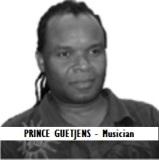 ENT-Musician GUETJENS, PRINCE