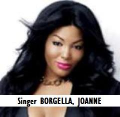 ENT-Singer BORGELLA, JOANNE