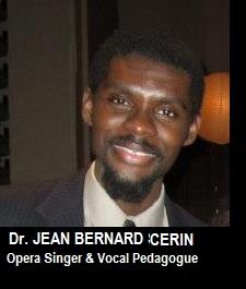 ENT-Singer CERIN, JEAN BERNARD - Opera