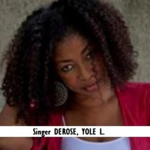 ENT-Singer DEROSE, YOLE L.