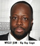 ENT-Vocal JEAN, Wyclef