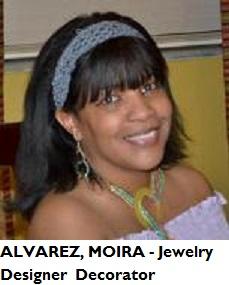 FASH-ALVAREZ, MOIRA - Jewelry Designer Decorator
