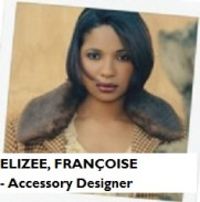 FASH-ELIZEE, FRANÇOISE - Accessory Designer