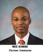 GOV-ADM BERNARD, Mack - Elections Commission