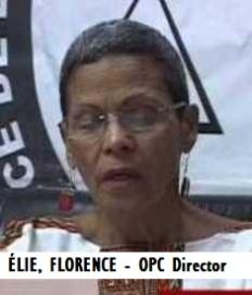 GOV-ADM ÉLIE, FLORENCE Director of OPC