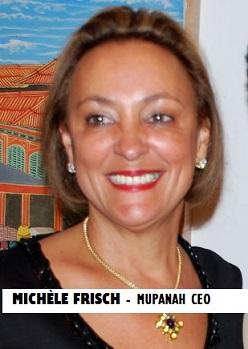 GOV-Adm MICHÈLE FRISCH - MUPANAH CEO