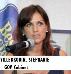 GOV-CABINET Villedrouin, Stéphanie - GOV Cabinet