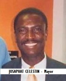 GOV-CITY CELESTIN, JOSAPHAT - Mayor