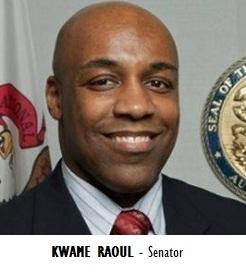 GOV-LEG RAOUL, Kwame - Senator