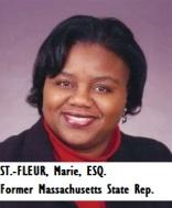 LAW-ST.-FLEUR, Marie, ESQ.