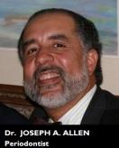 MED-DDS ALLEN, JOSEPH A. , Periodontist