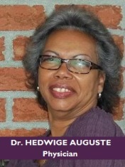 MED-MD Auguste, Hedwige, Physician