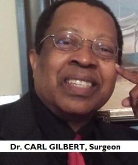 MED-MD Gilbert, Carl, Surgeon