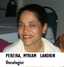 MED-MD PEREIRA, MYRIAM LANDRIN Oncologist