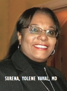 MED-MD SURENA, YOLENE VAVAL, MD