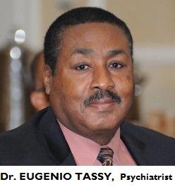 MED-MD TASSY, Eugenio, Psychiatrist