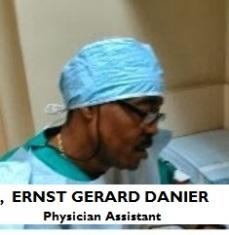 MED-PAC DANIER, Ernst Gerard - Physician Assistant