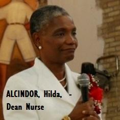 MED-RN ALCINDOR, Hilda, - Dean Nurse