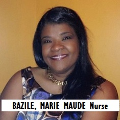 MED-RN BAZILE, MARIE MAUDE Nurse