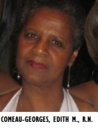 MED-RN COMEAU-GEORGES, Edith M., Nurse