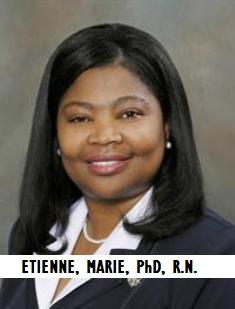 MED-RN ETIENNE, Marie, PhD, Nurse