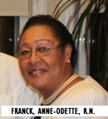 MED-RN FRANCK, Anne Odette