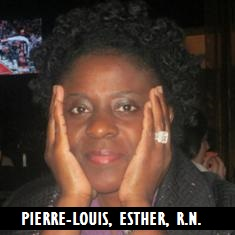 MED-RN Pierre Louis, Esther, Nurse