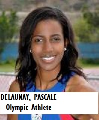 SPOR-DELAUNAY, PASCALE - Olympic Athlete