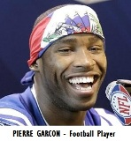SPOR-GARCON, PIERRE - Football