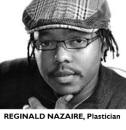 VISUAL ARTS-Drawing NAZAIRE, REGINALD